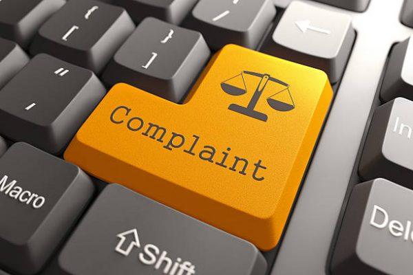 HIPPA Complaint